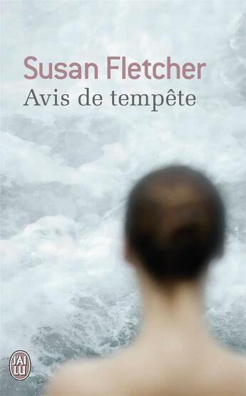 Couverture du livre « Avis de tempête » de Susan Fletcher aux éditions J'ai Lu