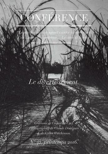 Couverture du livre « CONFERENCE T.42 » de Collectif aux éditions Conference