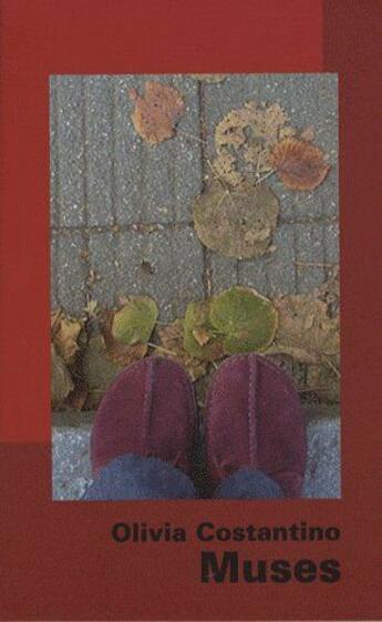 Couverture du livre « Muses » de Olivia Costantino aux éditions La Tangente