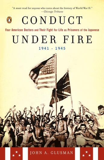 Couverture du livre « Conduct Under Fire » de Glusman John A aux éditions Penguin Group Us