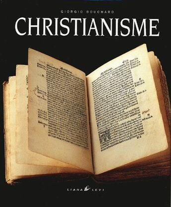 Couverture du livre « Christianisme » de Giorgio Bouchard aux éditions Liana Levi