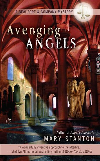 Couverture du livre « Avenging Angels » de Stanton Mary aux éditions Penguin Group Us