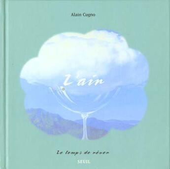 Couverture du livre « Air (L') » de Alain Cugno aux éditions Seuil