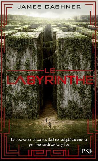 Couverture du livre « L'épreuve T.1 ; le labyrinthe » de James Dashner aux éditions Pocket Jeunesse