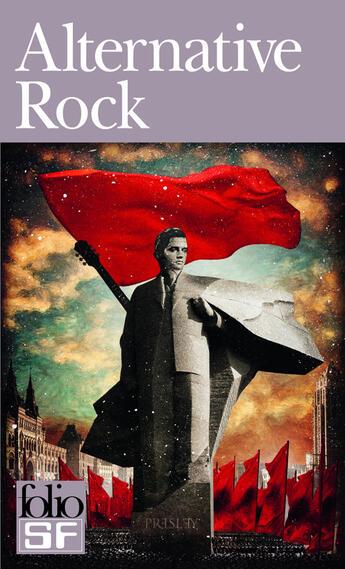 Couverture du livre « Alternative rock » de Collectif aux éditions Gallimard