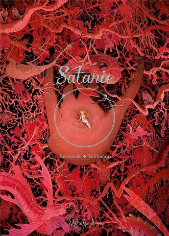 Couverture du livre « Satanie » de Fabien Vehlmann et Kerascoet aux éditions Soleil