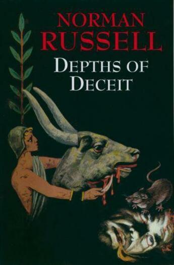 Couverture du livre « Depths of Deceit » de Russell Norman aux éditions Hale Robert Digital