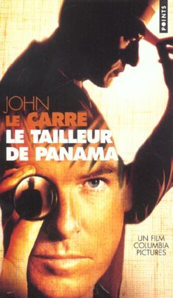 Couverture du livre « Le tailleur de Panama » de John Le Carre aux éditions Points