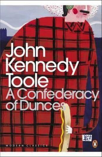 Couverture du livre « A confederacy of dunces » de John Kennedy Toole aux éditions Adult Pbs