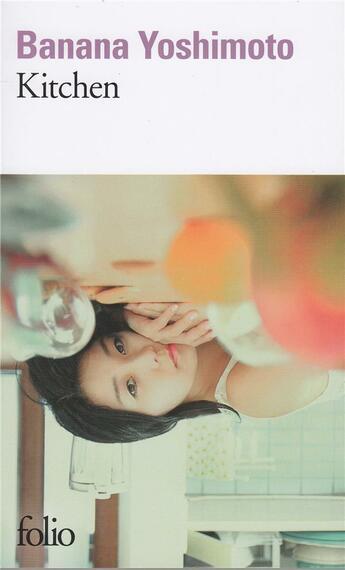Couverture du livre « Kitchen » de Banana Yoshimoto aux éditions Gallimard