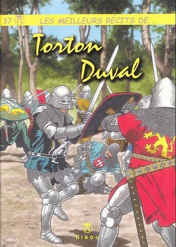 Couverture du livre « Les meilleurs récits de... t.37 » de Yves Duval et Jean Torton aux éditions Hibou
