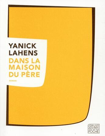 Couverture du livre « Dans la maison du père » de Yanick Lahens aux éditions Sabine Wespieser
