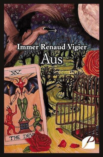 Couverture du livre « Aus » de Immer Renaud Vigier aux éditions Du Pantheon