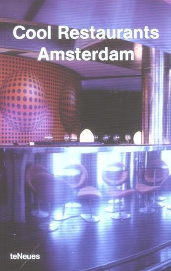 Couverture du livre « Amsterdam » de Collectif aux éditions Teneues