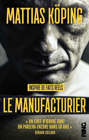 Couverture du livre « Le manufacturier » de Mattias Koping aux éditions Ring