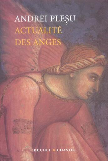 Couverture du livre « Actualite Des Anges » de Andrei Plesu aux éditions Buchet Chastel