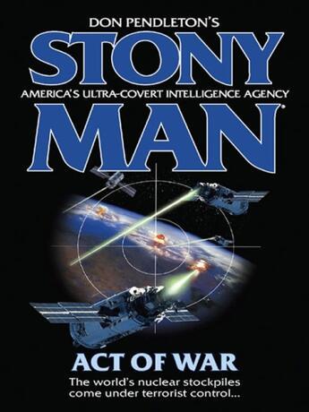 Couverture du livre « Act of War » de Don Pendleton aux éditions Worldwide Library Series