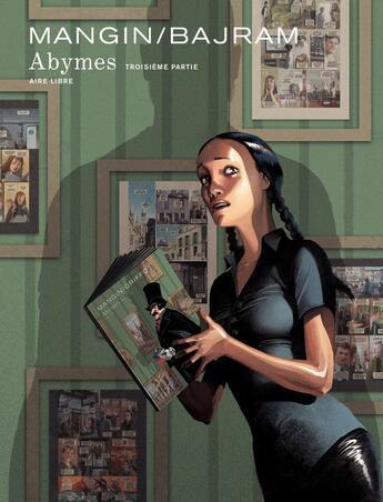 Couverture du livre « Abymes t.3 » de Valerie Mangin et Denis Bajram aux éditions Dupuis