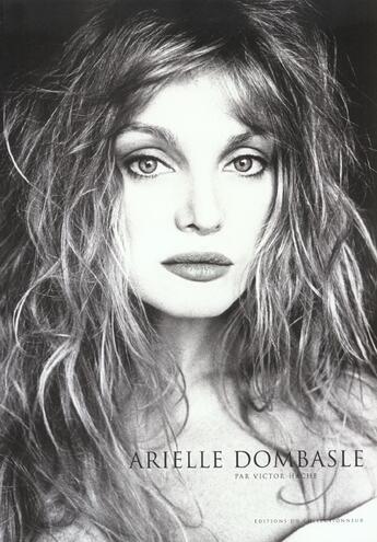 Couverture du livre « Arielle Dombasle » de Victor Hache aux éditions Collectionneur
