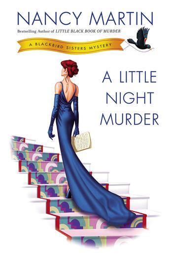 Couverture du livre « A Little Night Murder » de Martin Nancy aux éditions Penguin Group Us