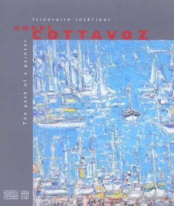 Couverture du livre « Andre cottavoz » de Benadretti-Pell aux éditions Somogy