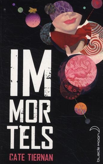 Couverture du livre « Immortels t.1 » de Cate Tiernan aux éditions Black Moon