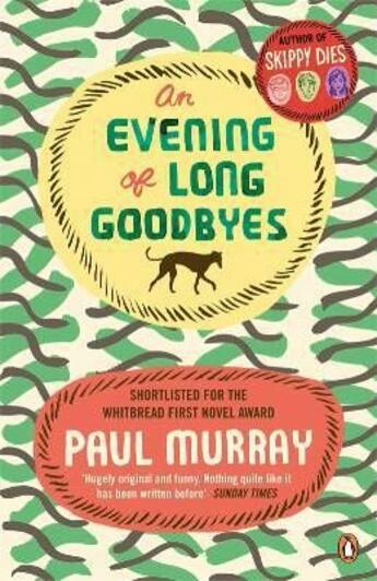 Couverture du livre « An evening of long goodbyes » de Paul Murray aux éditions Adult Pbs
