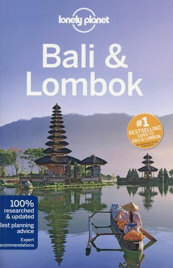 Couverture du livre « Bali & Lombok (15e édition) » de Ryan Ver Berkmoes aux éditions Lonely Planet France