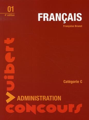 Couverture du livre « Français (4e édition) » de Francoise Brunel aux éditions Vuibert