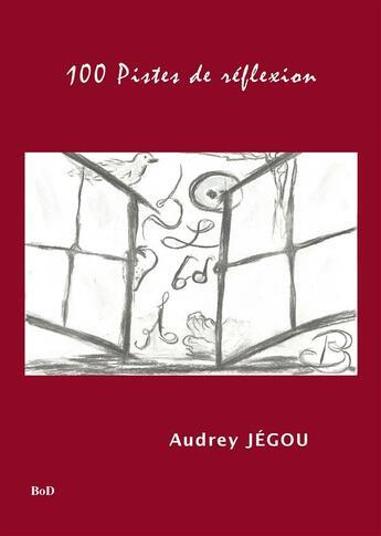Couverture du livre « 100 Pistes De Reflexion » de Jegou A aux éditions Books On Demand