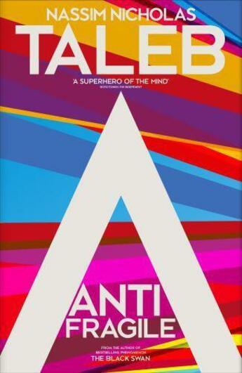 Couverture du livre « Antifragile - how to live in a world we don't understand » de Nassim Nicholas Taleb aux éditions Lane Allen