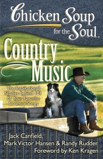 Couverture du livre « Chicken Soup for the Soul: Country Music » de Rudder Randy aux éditions Chicken Soup For The Soul
