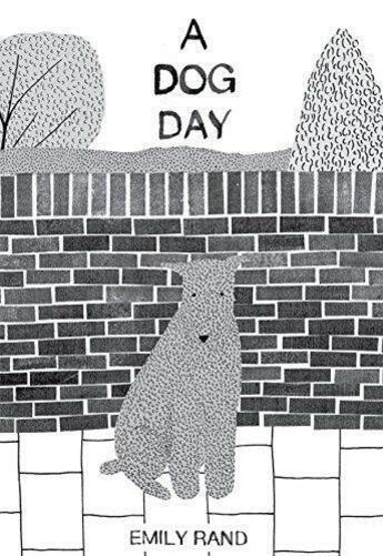 Couverture du livre « A dog day » de Rand Emily aux éditions Tate Gallery