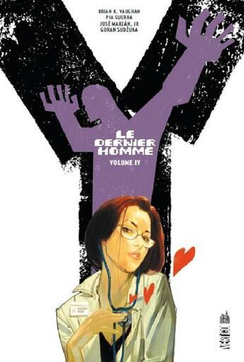 Couverture du livre « Y le dernier homme t.4 » de Pia Guerra et Brian K. Vaughan aux éditions Urban Comics