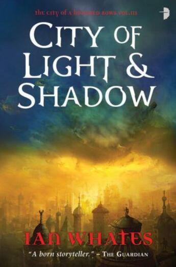 Couverture du livre « City of Light and Shadow » de Whates Ian aux éditions Osprey Publishing Digital