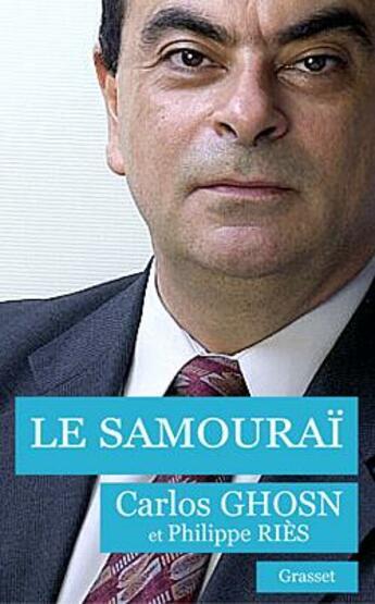 Couverture du livre « Citoyen du monde » de Ghosn-C+Ries-P aux éditions Grasset Et Fasquelle