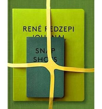 Couverture du livre « A work in progress » de Rene Redzepi aux éditions Phaidon