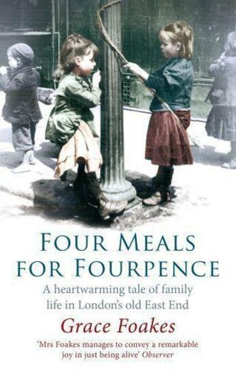 Couverture du livre « Four Meals for Fourpence » de Foakes Grace aux éditions Little Brown Book Group Digital