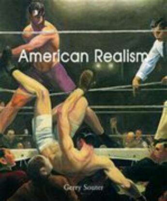 Couverture du livre « American Realism » de Gerry Souter aux éditions Parkstone International