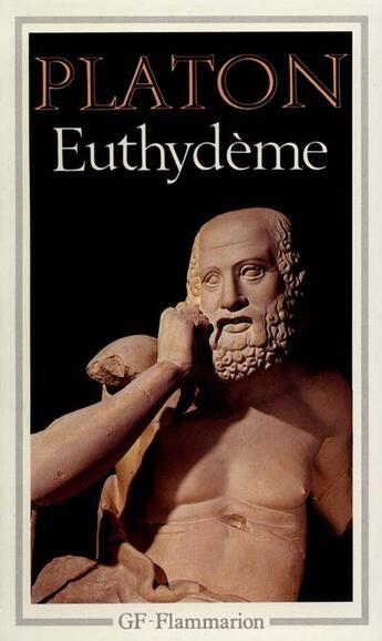 Couverture du livre « Euthydeme » de Platon aux éditions Flammarion