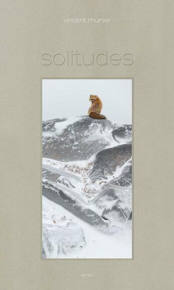 Couverture du livre « **Solitudes I » de Munier/Ricard aux éditions Kobalann