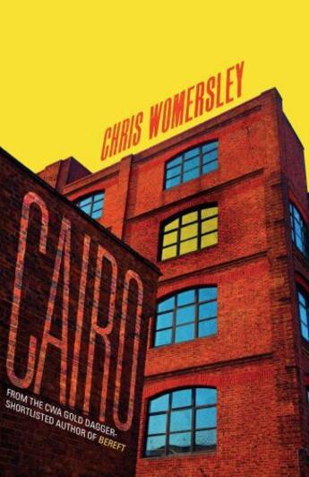 Couverture du livre « Cairo » de Chris Womersley aux éditions Quercus Publishing Digital