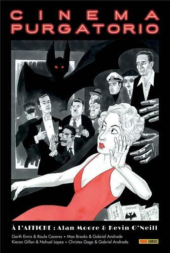 Couverture du livre « Cinéma purgatorio T.3 » de Collectif aux éditions Panini