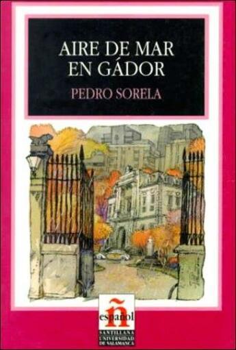 Couverture du livre « Aire de mare en gador » de Santillana aux éditions Spratbrow