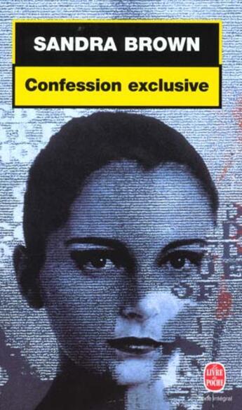 Couverture du livre « Confession Exclusive » de Brown-S aux éditions Lgf