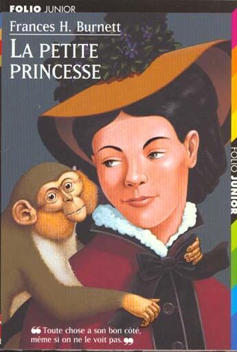 Couverture du livre « La petite princesse » de Burnett F E H. aux éditions Gallimard-jeunesse