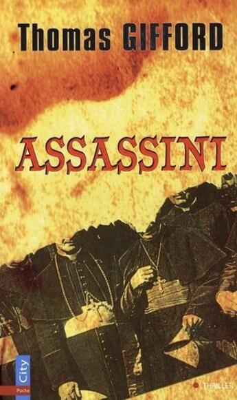 Couverture du livre « Assassini » de Gifford-T aux éditions City