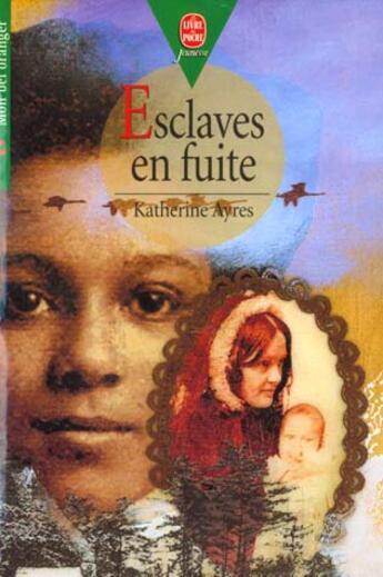 Couverture du livre « Esclaves En Fuite » de Ayres-K aux éditions Hachette Jeunesse