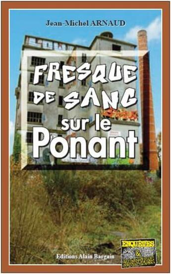 Couverture du livre « Fresque de san sur le POnant » de Jean-Michel Arnaud aux éditions Bargain