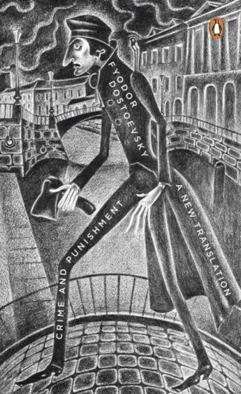 Couverture du livre « Crime and Punishment » de Dostoevsky Fyodor aux éditions Penguin Books Ltd Digital